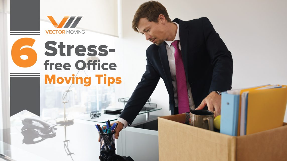 6 stress-free office moving tips